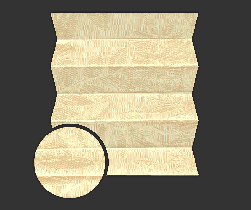 Rolety plisowane - plisy Samoa 005
