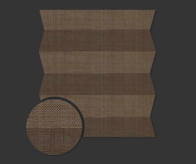 Rolety plisowane - plisy Flax 2319