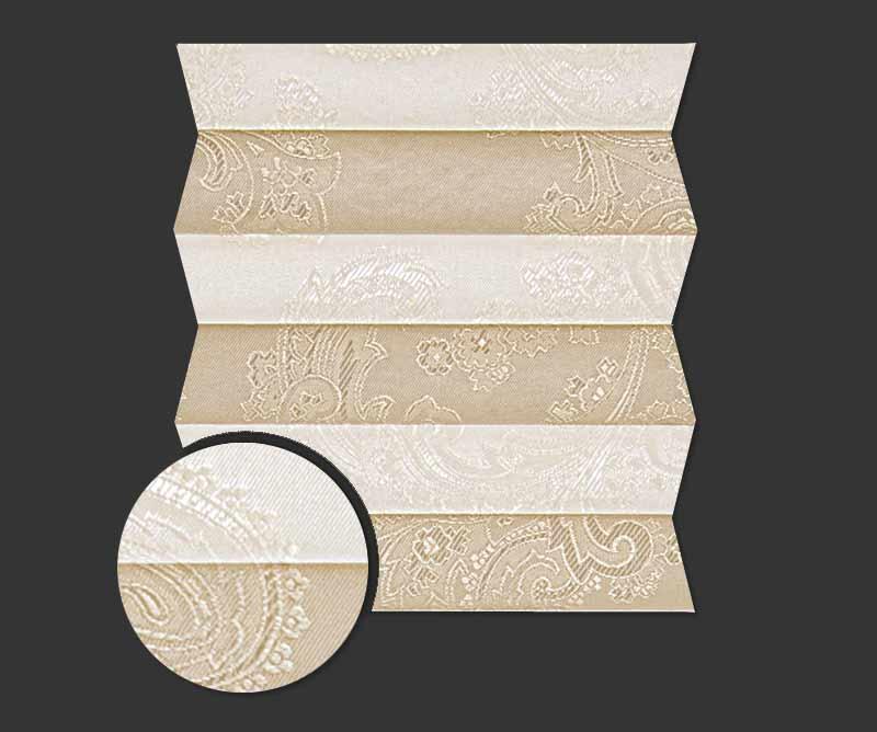 Rolety plisowane - plisy Jaipur 6201