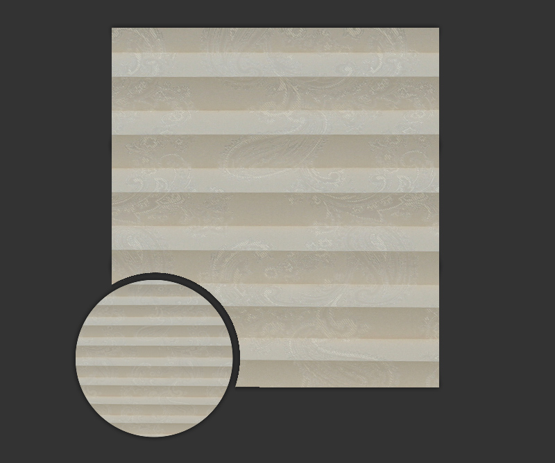 Rolety plisowane - plisy Jaipur 6203