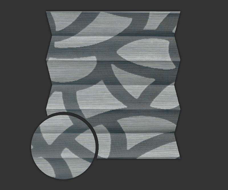 Rolety plisowane - plisy Fiore 2063