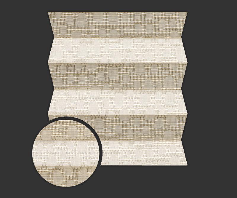 Rolety plisowane - plisy Kent 6353