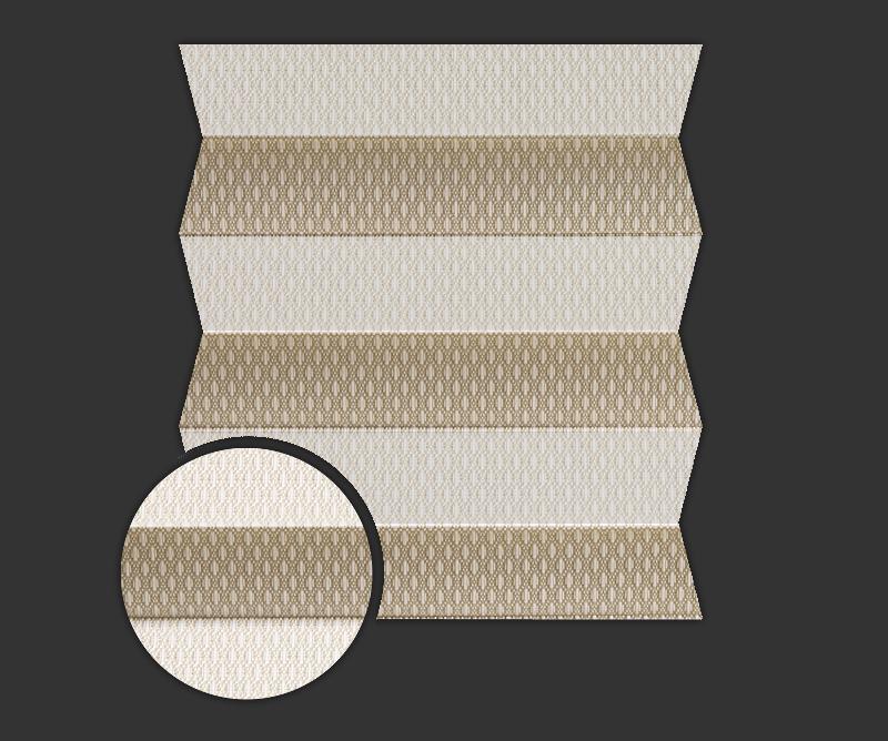 Rolety plisowane - plisy York 8361