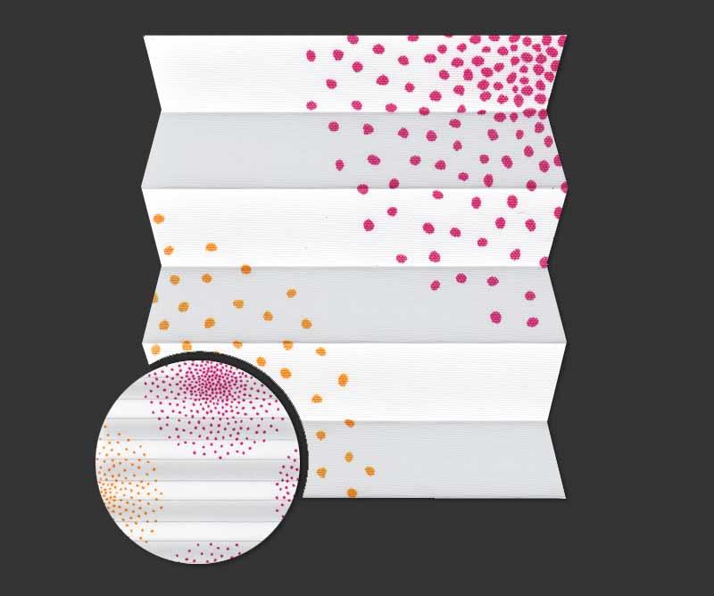 Plisy okienne Dots 692