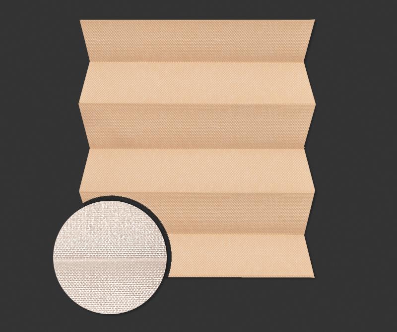 Rolety plisowane - plisy Messa Pearl 22189