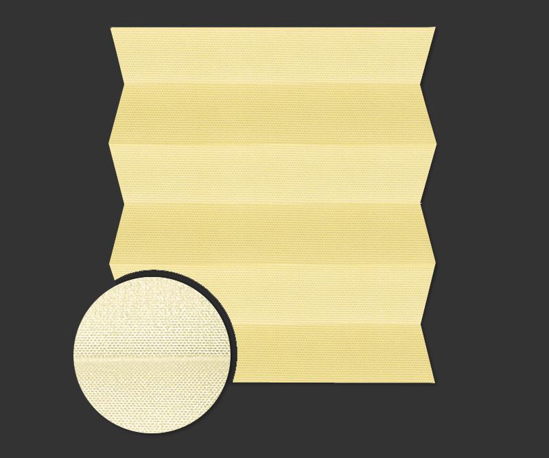 Rolety plisowane - plisy Messa Pearl 10457