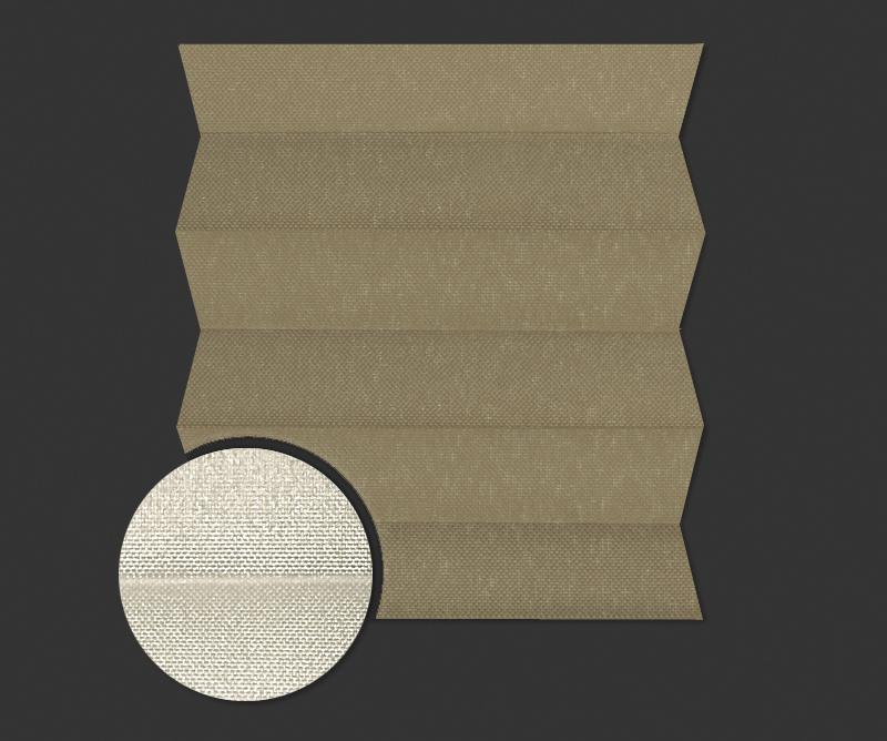 Rolety plisowane - plisy Messa Pearl 22211