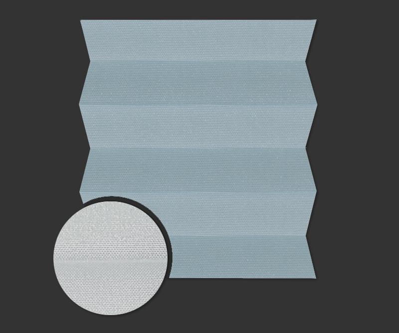 Rolety plisowane - plisy Messa Pearl 22251