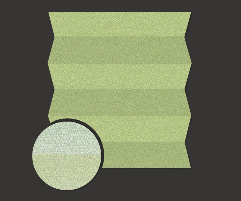 Rolety plisowane - plisy Basel Pearl 1257