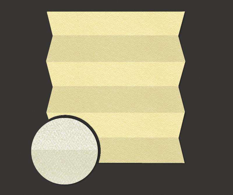 Rolety plisowane - plisy Basel Pearl 1291