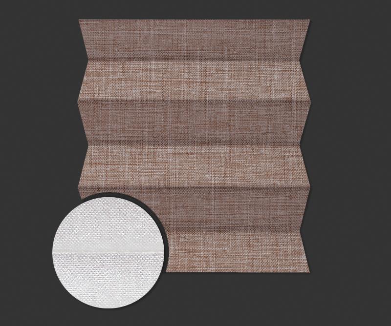 Rolety plisowane - plisy Signum 1801