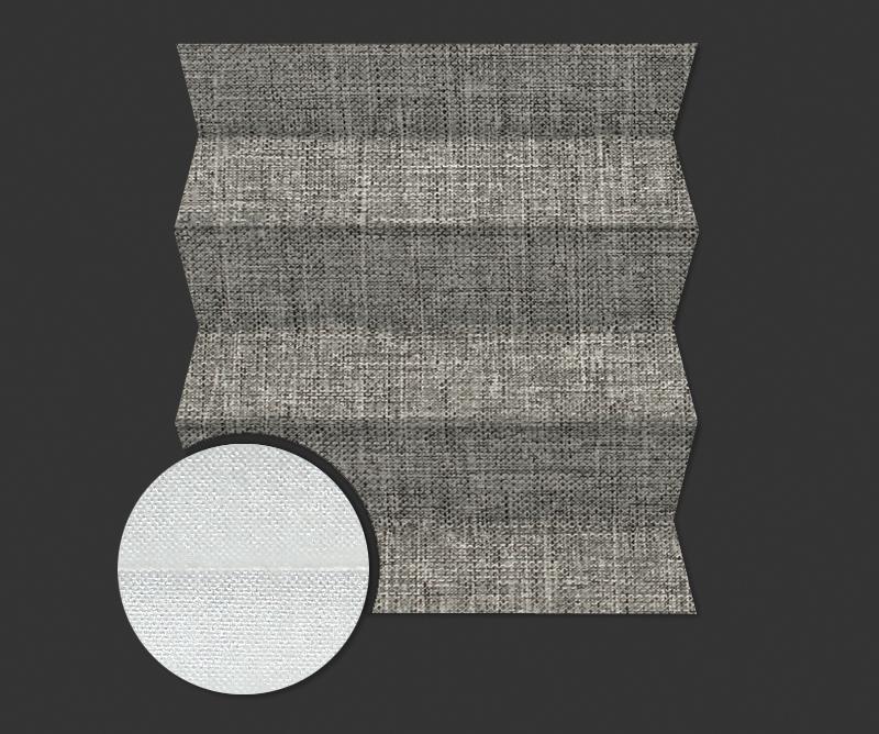 Rolety plisowane - plisy Signum 0501