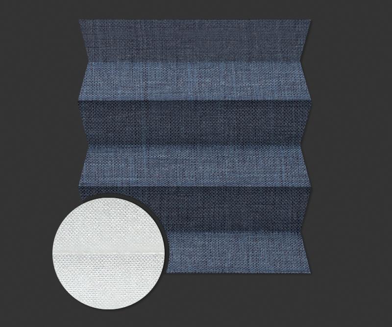 Rolety plisowane - plisy Signum 1601