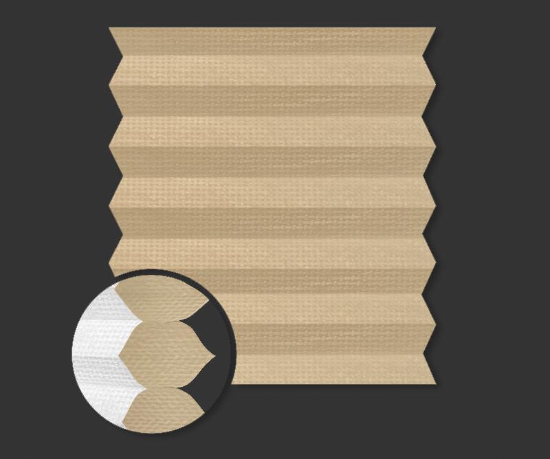 Rolety plisowane - plisy Lima 1801
