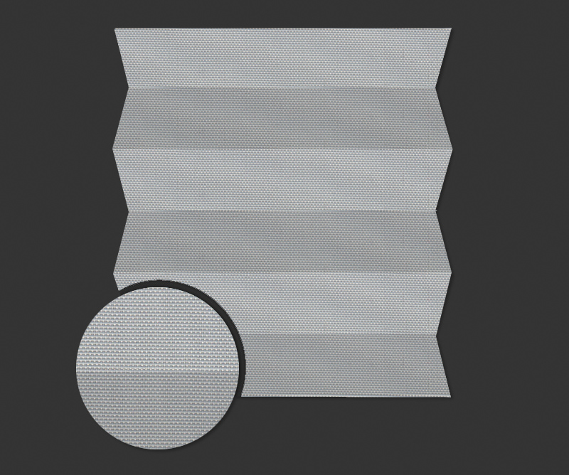 Rolety plisowane - plisy Messa 7241