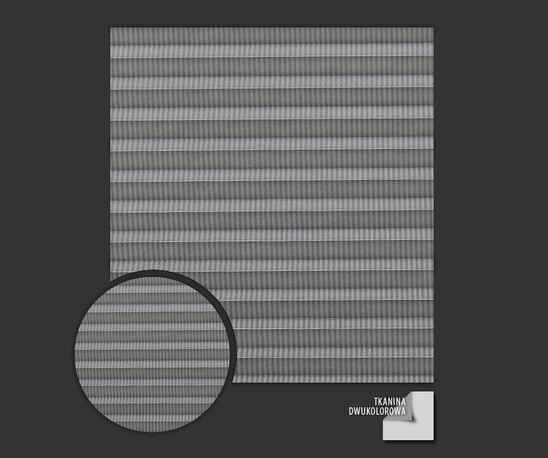 Rolety plisowane - plisy Awangarda 03