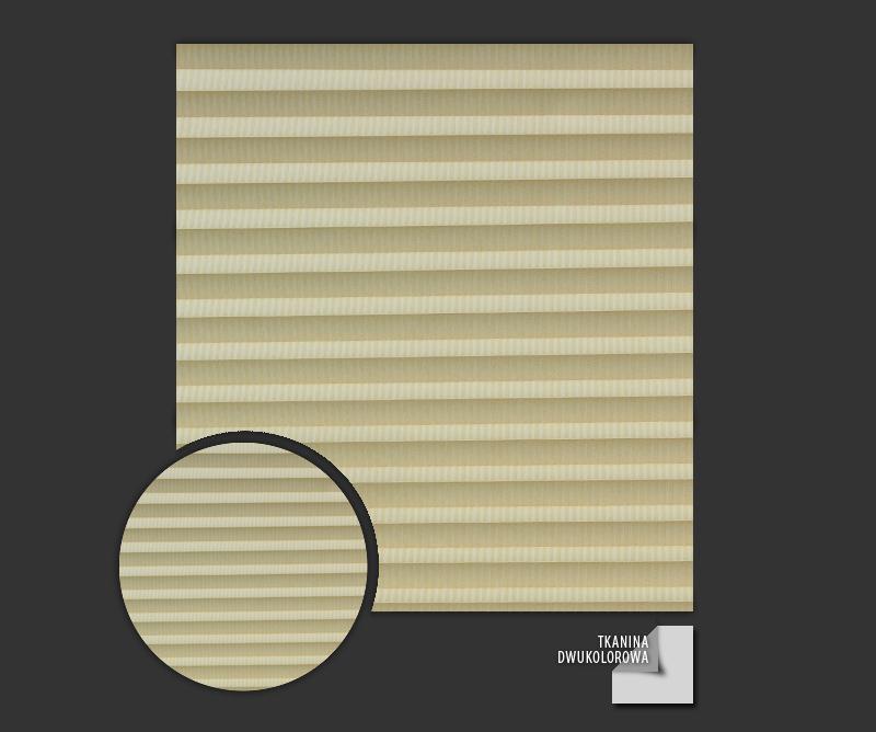 Rolety plisowane - plisy Awangarda 05