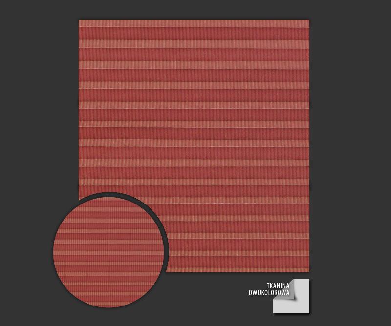 Rolety plisowane - plisy Awangarda 19