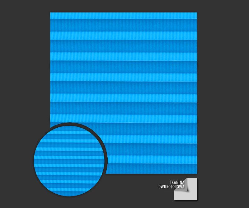 Rolety plisowane - plisy Awangarda 21